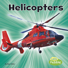 Helicopters (Paperback)-Clearance Book/Non-Returnable