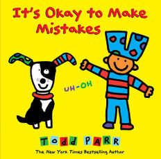 It's Ok To Make Mistakes (Hardcover)-Clearance Book/Non-Returnable