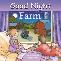 Good Night Farm (Board Book)-Clearance Book/Non-Returnable