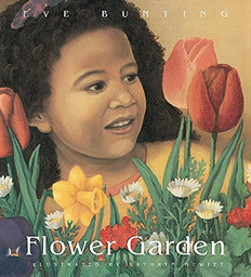 Flower Garden (Paperback)-Clearance Book/Non-Returnable