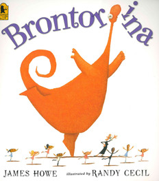 Brontorina (Paperback)-Clearance Book/Non-Returnable