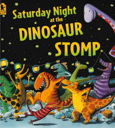 Saturday Night at the Dinosaur Stomp (Paperback)-Clearance Book/Non-Returnable