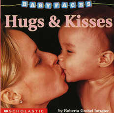 Hugs & Kisses (Board Book)-Clearance Book/Non-Returnable