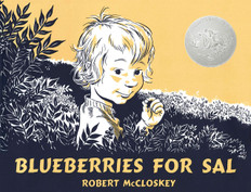 Blueberries for Sal (Hardcover)-Clearance Book/Non-Returnable