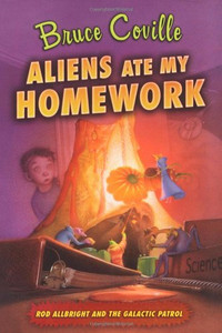 Aliens Ate My Homework (Paperback)-Clearance Book/Non-Returnable