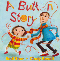 A Button Story (Board Book)