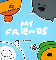 My Friends (Hardcover)-Clearance Book/Non-Returnable