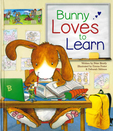 Bunny Loves to Learn (Hardcover)