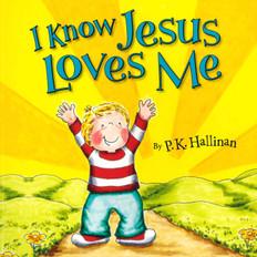I Know Jesus Loves Me (Paperback)