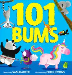 101 Bums (Paperback)