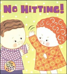 No Hitting! Lift-The-Flap (Board Book)