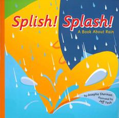 Splish! Splash: A Book About Rain (Paperback)