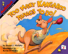 Too Many Kangaroo Things To Do! MathStart Level 3 Multiplication (Paperback)-Clearance Book/Non-Returnable