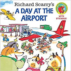A Day At The Airport (Paperback)