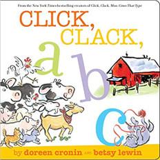 Click, Clack, ABC (Board Book)
