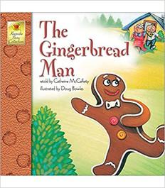 The Gingerbread Man: Keepsake Stories (Paperback)