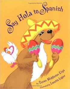 Say Hola to Spanish (Paperback)