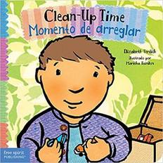 Clean-Up Time / Momento de Arreglar Board Book