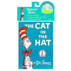 Cat In the Hat Book and CD Paperback