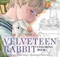The Velveteen Rabbit: Coloring Book (Paperback)
