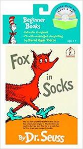Fox in Socks Book and CD Paperback