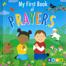 My First Book of Prayers (Padded Board Book)