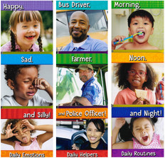 Daily Emotions, Helpers, and Routines! 45 BOOK BUNDLE (Board Book)