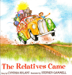 The Relatives Came (Hardcover)