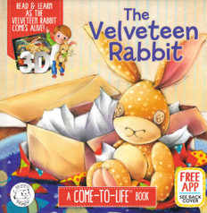 The Velveteen Rabbit: A Come-To-Life™ Book (Padded Board Book)
