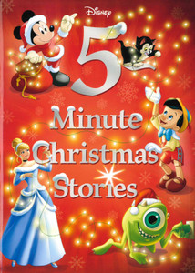 5 Minute Christmas Stories (Hardcover)