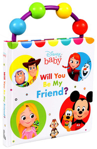 Will You Be My Friend (Padded Board Book)