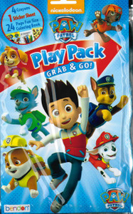 PAW PATROL Play Pack Grab & Go!