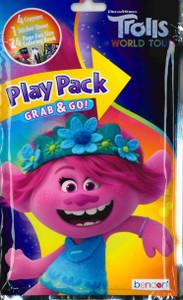 Trolls World Tour Play Pack Grab & Go!
