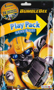 TRANSFORMERS BUMBLEBEE Play Pack Grab & Go!