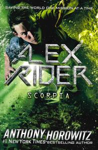 Alex Rider: Scorpia (Paperback)