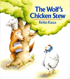 The Wolf's Chicken Stew (Hardcover)