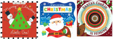 Merry Christmas!  Set of 3 (Board Book)