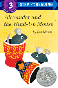 Alexander and the Wind Up Mouse (Step Into Reading, Step 3) (Paperback)