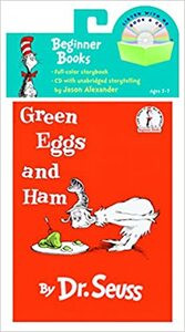 Green Eggs and Ham Book and CD (Paperback)
