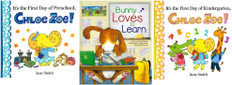 I Love to Learn!  Set of 3 (Hardcover)