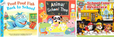 School Time Stories!  Set of 3 (Board Book)