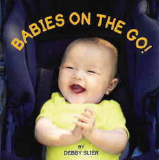 Babies on the Go! (Board Book)