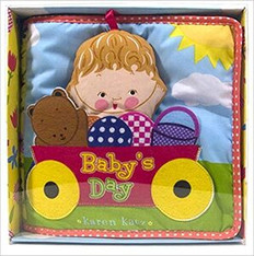 Baby's Day (Cloth Book)