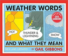 Weather Words and What They Mean (Paperback)