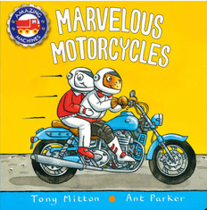 Marvelous Motorcycles (Board Book)