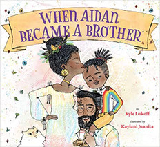 When Aidan Became a Brother (Hardcover)