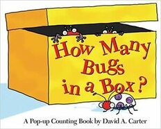 How Many Bugs in a Box?: A Pop-up Counting Book (Hardcover)