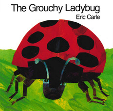 The Grouchy Lady Bug (Paperback)