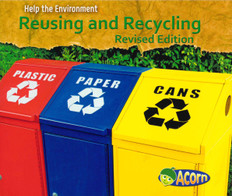 Reusing and Recycling (Paperback)