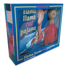 Llama Llama Red Pajama Book & Llama Llama Plush (Hardcover)